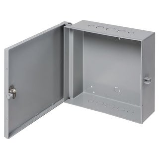 """Monoprice Heavy-Duty 12"""" x 12"""" Enclosure Box For Home And Business Surveillance"""