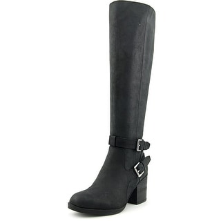 Steven Steve Madden Olyvvya Women  Round Toe Leather  Knee High Boot