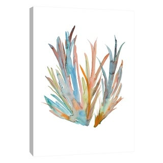 "PTM Images 9-108705  PTM Canvas Collection 10"" x 8"" - ""Rainbow Wish 3"" Giclee Leaves Art Print on Canvas"