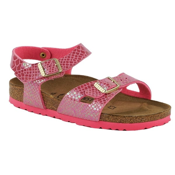 b0e41a06fa44 Shop Birkenstock Rio Birko-Flor Sandals - On Sale - Free Shipping On ...