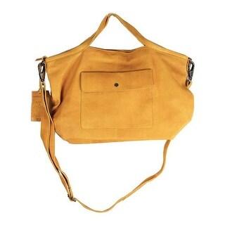 Latico Women's Colin Tote 5112 Yellow Leather - US Women's One Size (Size None)