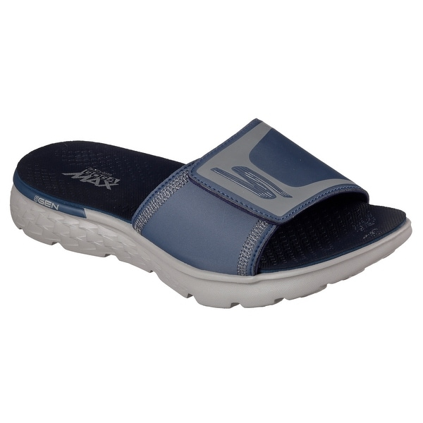 Skechers 54262 NVGY Men's ON THE GO 400-SIDELINE Sandal