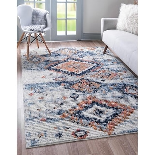 The Curated Nomad Ohlone Mediterranean Tribal Morocco Area Rug