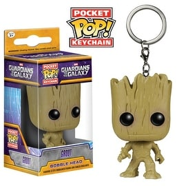 Funko Pocket POP Guardians of the Galaxy Groot Vinyl Figure Keychain