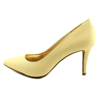 1.4.3. Girl Womens OWANDA Pointed Toe Platform Pumps