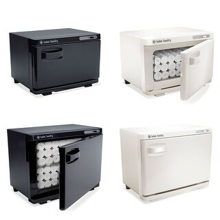 Hot Towel Warmer Cabinet and Sterilizer Spa Salon Facial Equipment