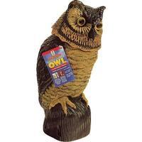 Garden Defense Action Owl