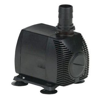 Little Giant 566722 Magnetic Drive Pond Pump, 1150Gph, #Pes-1000-Pw