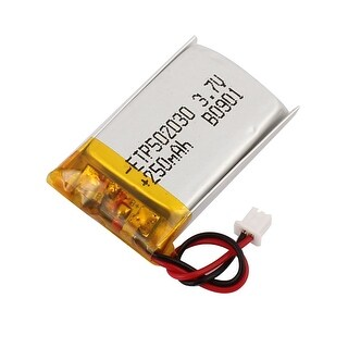 DC 11.1V 2270mAh 25C Rechargable Lithium Battery Pack for KT RC Aircraft