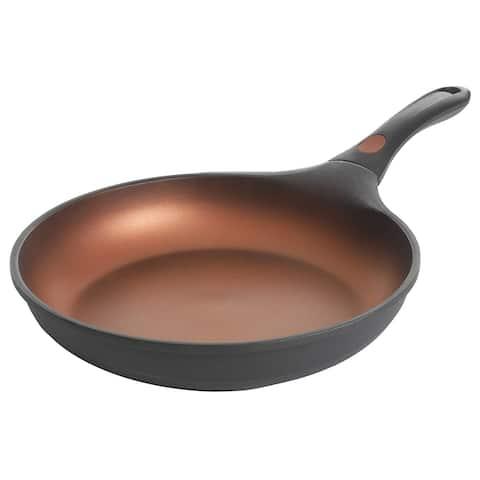 Kenmore Midway 9.5 Inch Cast Aluminum Nonstick Frying Pan
