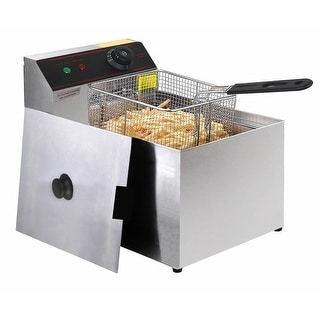 Costway Deep Fryer Electric Commercial Tabletop