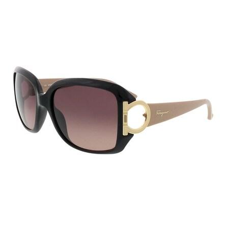 Salvatore Ferragamo SF666S Square Sunglasses