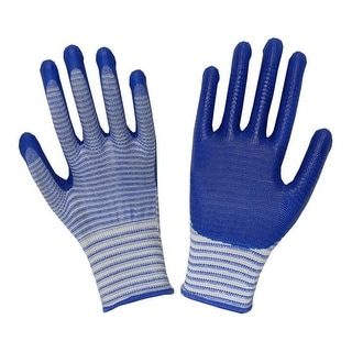 Work Universal Protection Nyron Nitrile Screw Thread Gloves