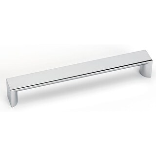 Alno A516 Style Cents 6-3/8 Inch Center to Center Handle Cabinet Pull (3 options available)