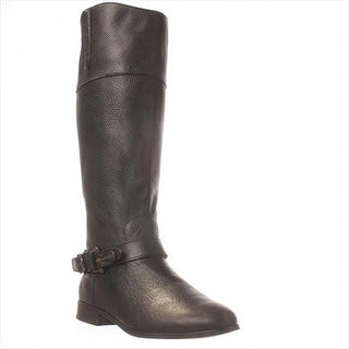 Dolce Vita Channy Riding Boots, Black