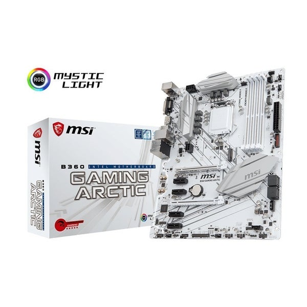 Msi - Components - B360garctic