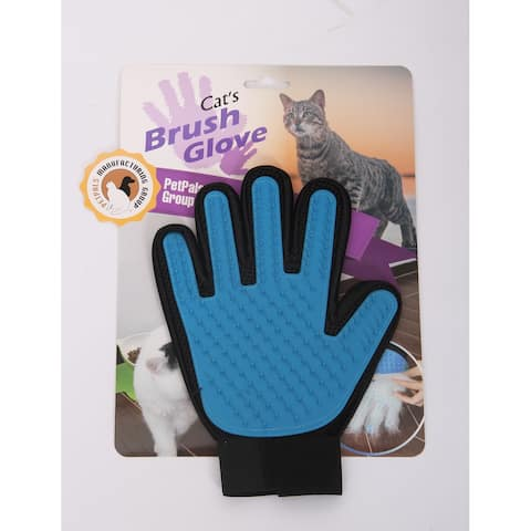 "Magic Glove - BLUE/BLK, Soft Glove,7""x9"" - Blue"