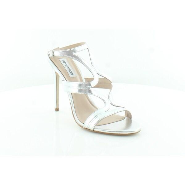 8b3e7f48786 ... Women s Shoes     Women s Heels. Steve Madden Sidney Women  x27 s Heels  Silver