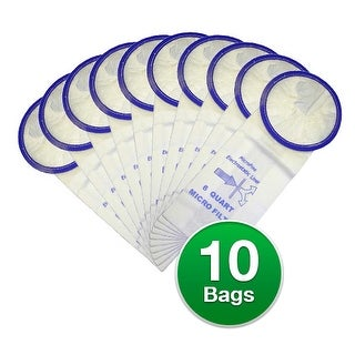 EnviroCare Replacement Bags for Windsor 68074 Vacuum Bags (1pk)