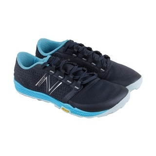 New Balance Wt10V4 Womens Black Synthetic Athletic Lace Up Running Shoes