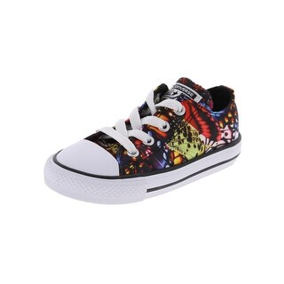 Converse Girls Casual Shoes Lightweight Low Top