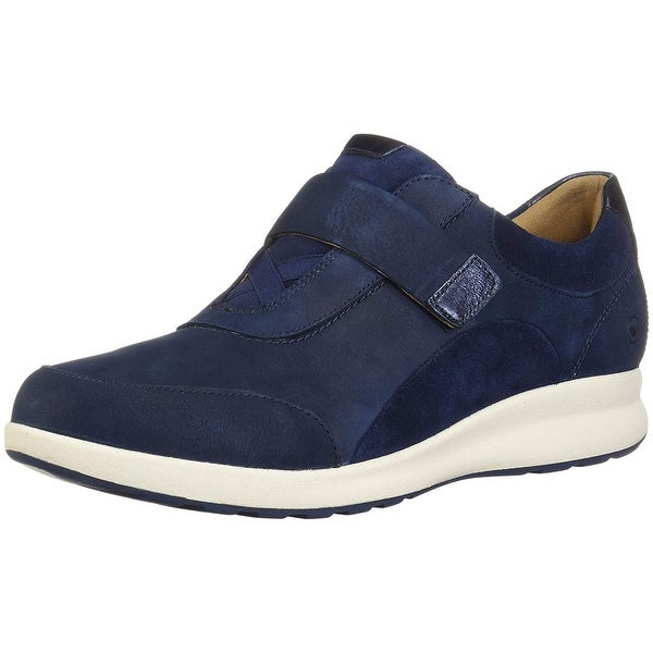 Clarks Womens Un Adorn Lo Leather Low