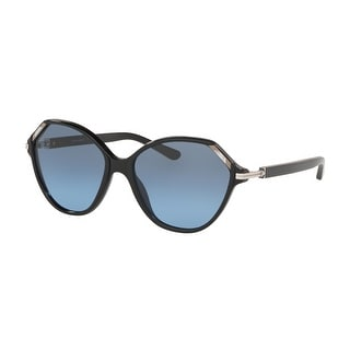 Link to Tory Burch TY7138 17098F 57 Black Woman Cat Eye Sunglasses Similar Items in Women's Sunglasses