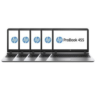 ProBook 455 G4 (5 Pack) ProBook 455 G4 Notebook PC ENERGY STAR