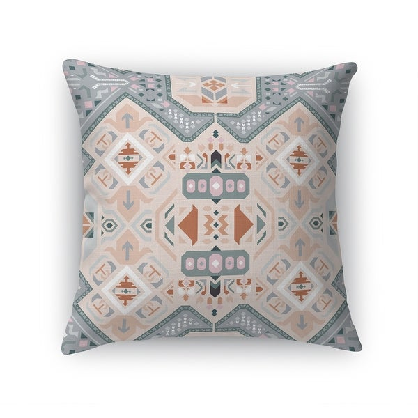 ABADEH SLATE Accent Pillow By Kavka Designs. Opens flyout.