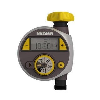 Nelson 56607 Single Outlet Electric Water Timer