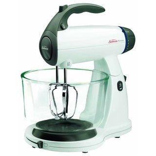 Sunbeam Mixmaster 002371-000-000 Stand Mixer, 350 Watt, 12 Speeds, White
