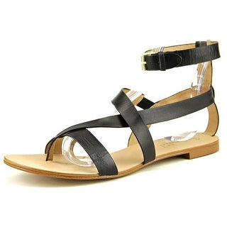 Splendid Crete Open Toe Leather Gladiator Sandal