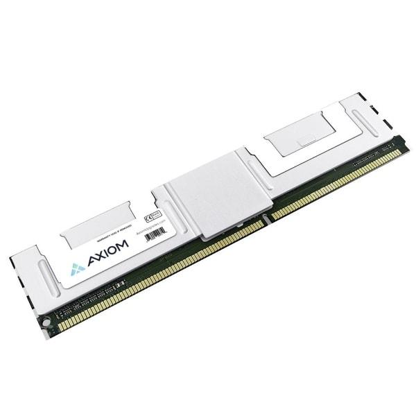 Axion A2257184-AX Axiom 8GB DDR2 SDRAM Memory Module - 8GB (2 x 4GB) - 667MHz DDR2-667/PC2-5300 - ECC - DDR2 SDRAM - 240-pin