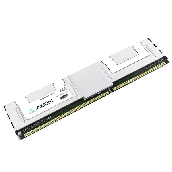 Axion A2257185-AX Axiom 8GB DDR2 SDRAM Memory Module - 8GB (2 x 4GB) - 667MHz DDR2-667/PC2-5300 - ECC - DDR2 SDRAM - 240-pin