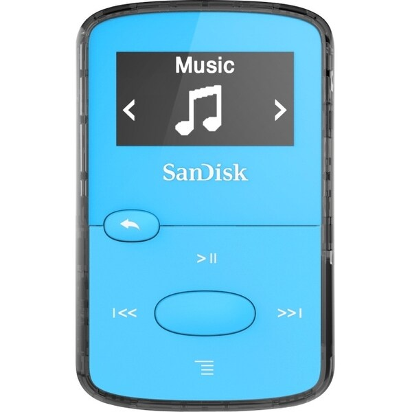SanDisk Clip Jam 8GB Blue MP3
