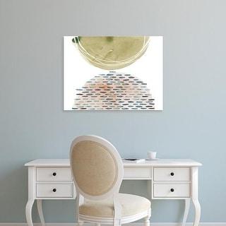 Easy Art Prints Grace Popp's 'Up and Over I' Premium Canvas Art
