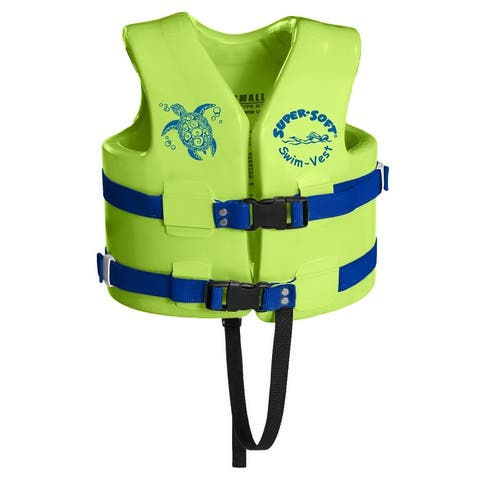 U.S. Coast Guard Approved Child's Vinyl Vest - Small