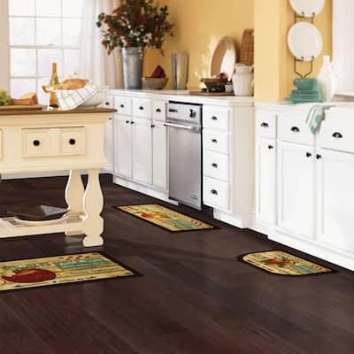 Mohawk Home Vintage Fruit Crate Kitchen Mat Accent Rug