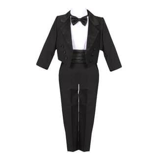 Little Boys Black 5 Piece Vest Jacket Pants Special Occasion Tuxedo Suit|https://ak1.ostkcdn.com/images/products/is/images/direct/934c6523a57e6c7f1154d89fe90cf3822076f263/Little-Boys-Black-5-Piece-Vest-Jacket-Pants-Special-Occasion-Tuxedo-Suit.jpg?impolicy=medium