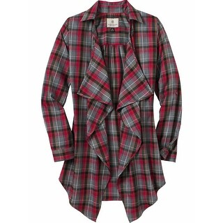 Legendary Whitetails Women's Lakewood Flannel Cardigan