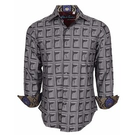 Robert Graham Classic Fit FEELING GOOD Limited Edition Sport Shirt L