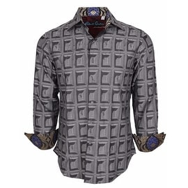 Robert Graham Classic Fit FEELING GOOD Limited Edition Sport Shirt S