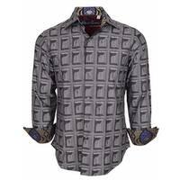 Robert Graham Classic Fit FEELING GOOD Limited Edition Sport Shirt S