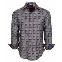 Robert Graham Classic Fit FEELING GOOD Limited Edition Sport Shirt XL