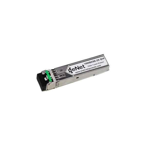ENET 720260185-ENC Avaya/Nortel 720260185 1000BASE-ZX SFP 1550nm 80km DOM Duplex LC SMF 100% Tested Lifetime Warranty and