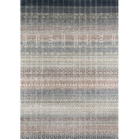 Momeni Lima Polyester Blend Contemporary Area Rug