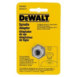 "DeWalt 5/8"" Arbor Adapter"