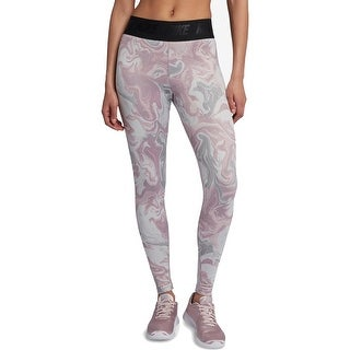 Nike Womens Athletic Leggings Fitness Yoga