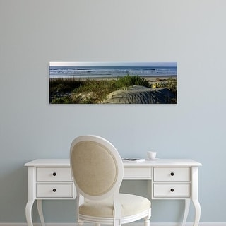 Easy Art Prints Panoramic Images's 'Kiawah Island Golf Resort, Kiawah Island, Charleston South Carolina' Canvas Art