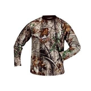 Rocky Outdoor Shirt Mens Silenthunter L/S Performance Camo 600520